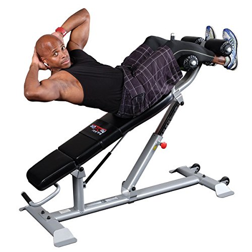 Body Solid Pro Club Line sab500 Abdominal Bench