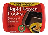 Best Rapid Rice Cookers - Rapid Brands B00H8BFGPI Rapid Ramen Cooker-Red, One Size Review