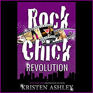 Rock Chick Revolution Audiobook by Kristen Ashley Narrated by Susannah Jones