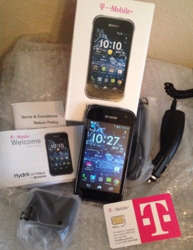 New T mobile Kyocera Hydro Xtrm