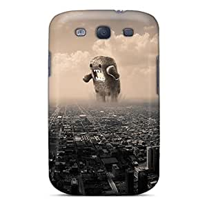 Awesome Design Android Monster Hard Cases Covers For Galaxy S3