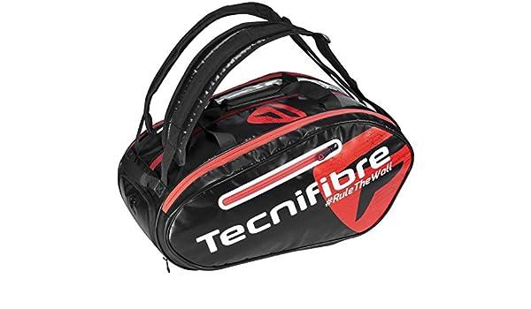 Tecnifibre - Padel Bag, Color Rojo,Negro: Amazon.es: Deportes y aire libre