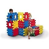 Big Waffle® Blocks 2 Pack Bundle by Little Tikes 36 Large Waffle Blocks!