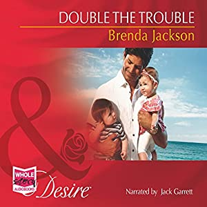 Double the Trouble Audiobook