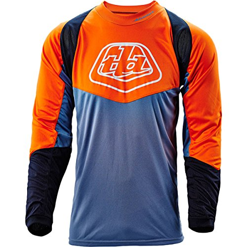 2017 Troy Lee Designs Adventure Radius Offroad Jersey-XL ()