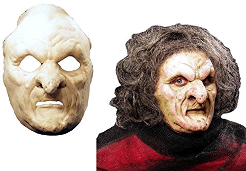 Witch Mask Foam Latex Prosthetic ()