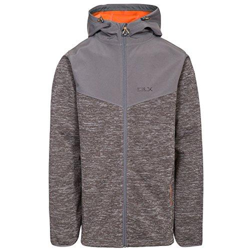 Marl nbsp;– Grey Giacca Impermeabile Con Dark Hendricks nbsp;giacca Cappuccio outdoor Trespass vwx7dzv