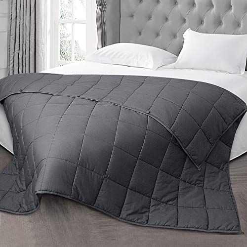 Cheap King Size Weighted Blanket 30 lbs 80