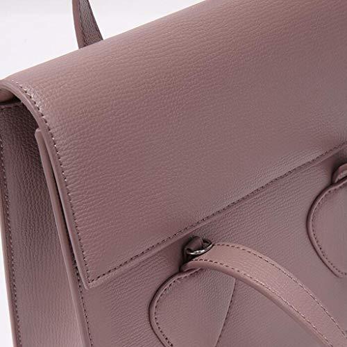Cat Bag Design The Gray Tote Prpura Minority Luz Ear Color Messenger nicho Retro Design Square wpSIqv