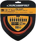 Jagwire Pro Shift Cable Kit Orange, One Size