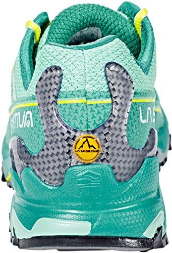 La Sportiva Mutant Dames Trail Hardloopschoenen - Ss18 Ultra Raptor Vrouw Emerald / Mint Talla: 42
