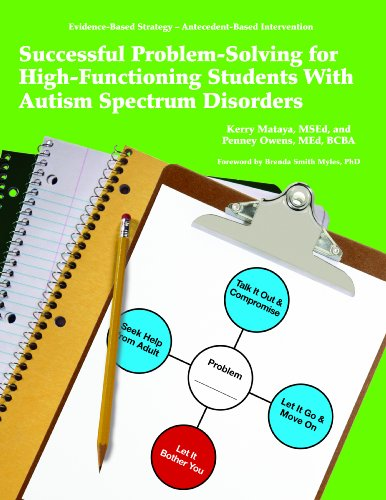 Successful Problem-Solving for High-Functioning Students With Autism Spectrum Disorders