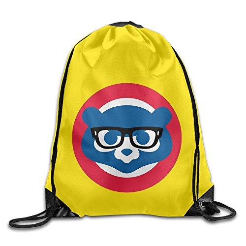 DHome Bear Glasses Cub Unisex Backpack - Justin Eyewear Timberlake