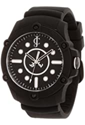 Juicy Couture Women's 1900905 Surfside Silicon Strap Watch