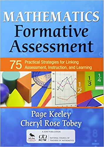 Mathematics Formative Assessment Volume   Practical Strategies