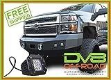 DV8 Offroad Front Bumper FBCS1-02