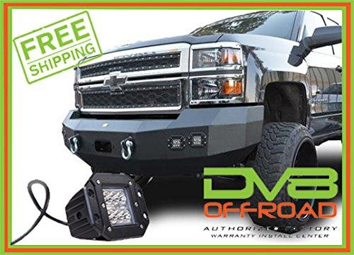 DV8 Offroad Front Bumper FBCS1-02 by DV8