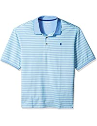 Men's Big and Tall Advantage Performance Solid Polo Shirt