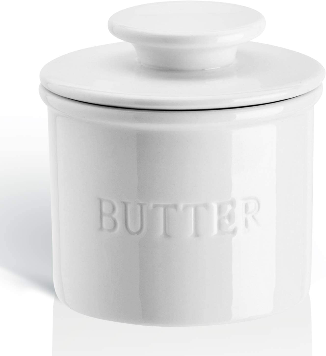 Shop Warome Butter Crock with Water from Amazon on Openhaus