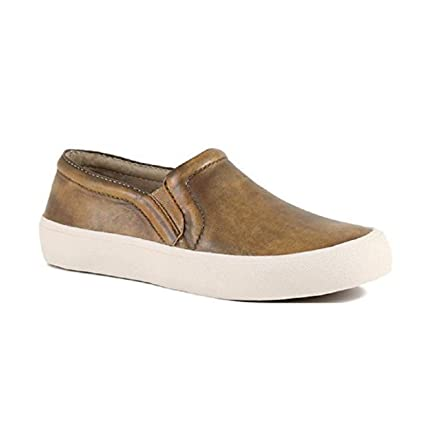 c9201c953e454 Amazon.com  Bussola Cardiff Carson Shoe Washed Nappa Taupe  Sports ...