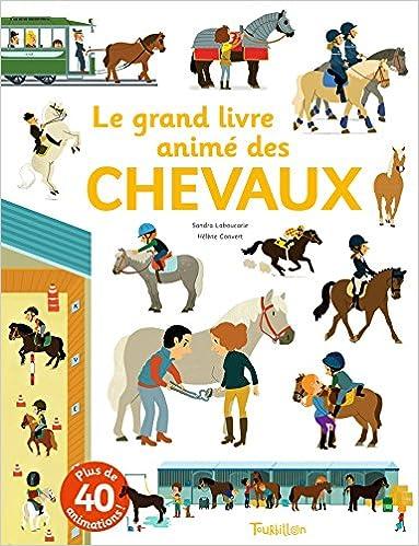 Le Grand Livre Anime Des Chevaux Amazon Fr Sandra