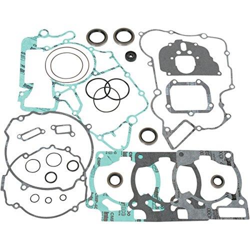 ムースレーシング MOOSE RACING コンプリート ガスケット オイルシール付き 07年以降 KTM 150、125 0934-1268   B01LYBFLRM