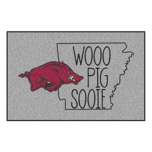 University of Arkansas Southern Style Rug
