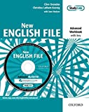 New English file advanced workbook with answers and multiROM pack