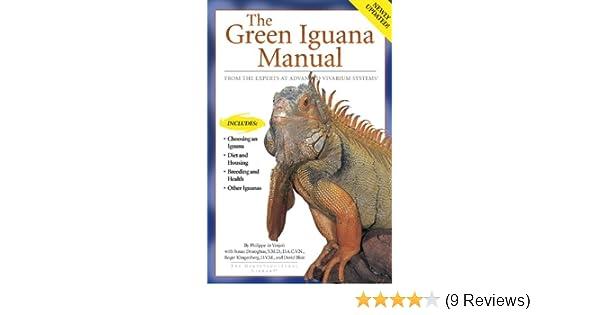 The Green Iguana Manual Advanced Vivarium Systems Kindle Edition
