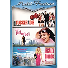 Multi Feature: John Tucker Must Die, Just My Luck, Legally Blonde