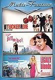 DVD : Multi Feature: John Tucker Must Die, Just My Luck, Legally Blonde