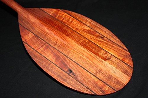 TikiMaster Multiple Stringers Outrigger Canoe Paddle 50