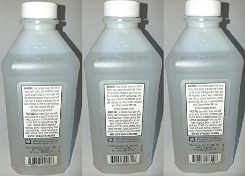 99% Isopropyl Alcohol Antiseptic Solution - 16 OZ - 3 ()