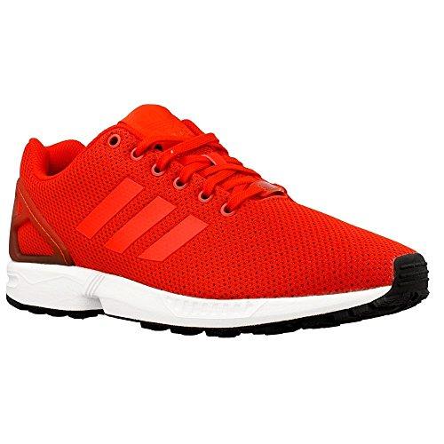 adidas Originals ZX Flux NPS UPDT Adulto Unisex Sneakers Rosso