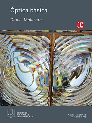 Descargar Libro Óptica Básica Daniel Malacara