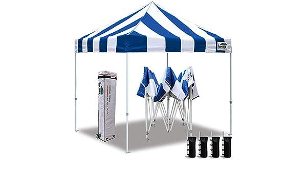 Eurmax 10 x 15 Pop Up toldo Tienda de campaña Carpa Comercial con ...