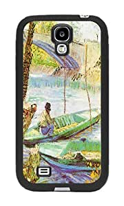Fishing in Spring (van Gogh) - Case for Samsung Galaxy S4