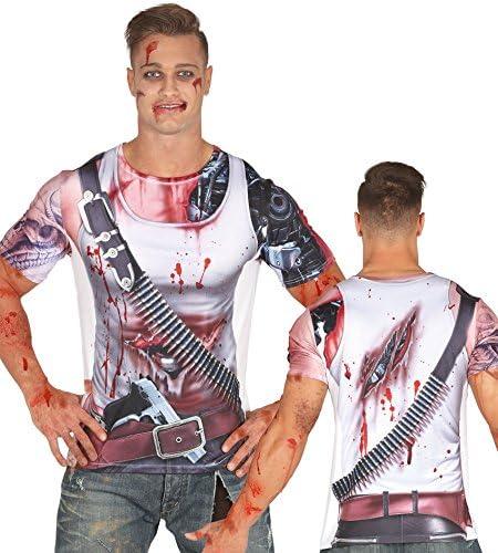 Camiseta androide camisa litografiada: Amazon.es: Juguetes y juegos
