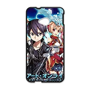 Anime cartoon characters Cell Phone Case for HTC One M7