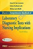 Davis's Comprehensive Handbook of Laboratory and Diagnostic Tests With Nursing Implications (Davis's Comprehensive Handbook of Laboratory & Diagnostic Tests W/Nursing Implications)
