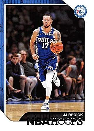 e47d9b425ff3 2018-19 NBA Hoops Basketball  176 JJ Redick Philadelphia 76ers Official  Trading Card made