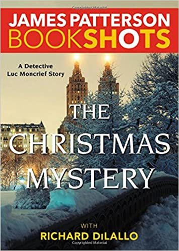 Image result for james patterson the christmas mystery