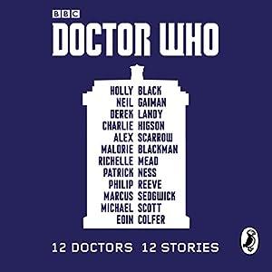 Doctor Who: 12 Doctors 12 Stories Audiobook