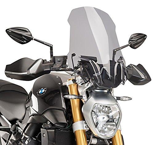 Protège-mains Puig pour BMW R 1200 R 15-18 noir mat