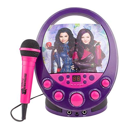 Descendants Karaoke Player, One Microphone Included, KO2-04035