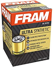 Fram XG7317 Ultra Synthetic 20,000 Mile Protection Spin-On Oil Filter with Sure Grip