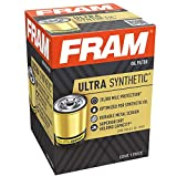 FRAM Ultra Synthetic XG10060, 20K Mile Change Interval Spin-On Oil Filter with SureGrip