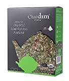 Chaidim Premium Organic Herbal tea 25 teabags (Lemongrass/Pandan)