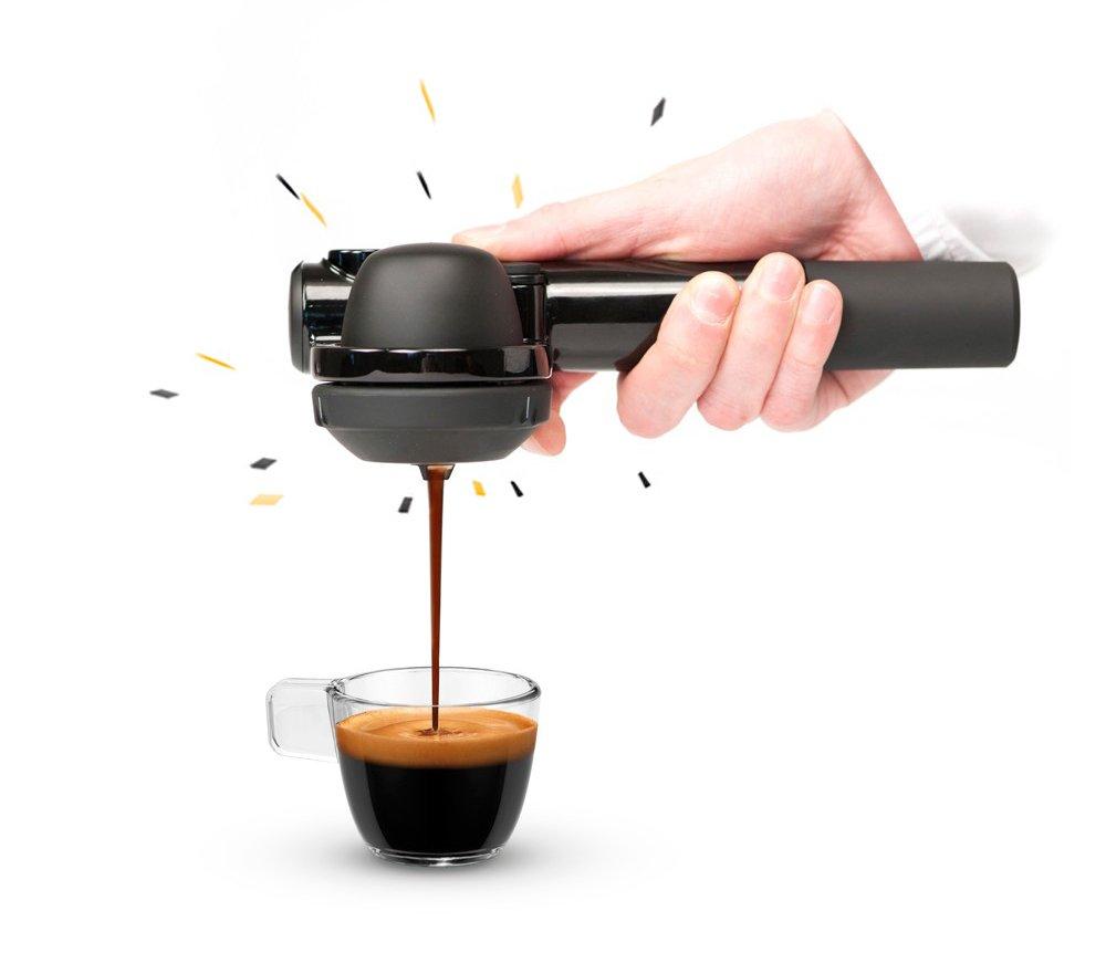 小型エスプレッソマシン Handpresso(ハンドプレッソ)ハイブリッド - カフェポッド