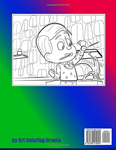 PJ MASKS coloring books for kids, coloring book for girls and boys (30 Illustrations): Art Coloring Create: 9781986419000: Amazon.com: Books